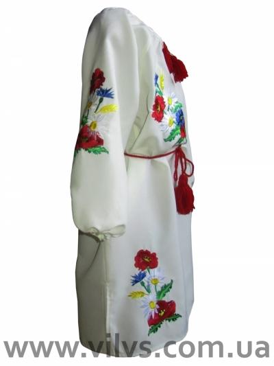 """Сукня вишиванка """"Маки"""""""