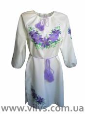 """Сукня вишиванка """"Лілія"""""""